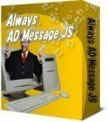 Always AD Message JSの画像