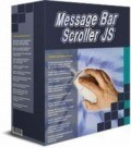 Message Bar Scroller JSの画像